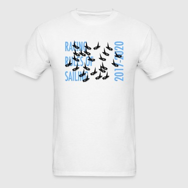 Racing Rules of Sailing 2017-2020 - Men's T-Shirt