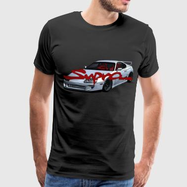 Supra Mens T-shirt - Men's Premium T-Shirt
