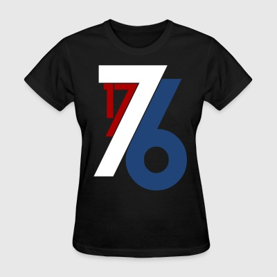 America Est. in 1776 t shirt - 4th of July  - Women's T-Shirt