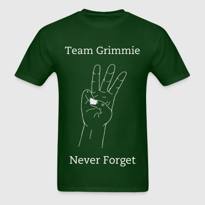 Team Grimmie Rawk - Men's T-Shirt