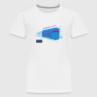 NSCAD Port Campus - Kids' Premium T-Shirt