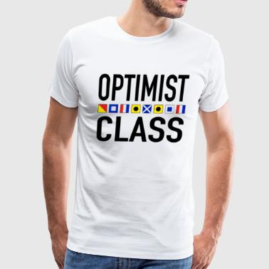 Optimist Class - Men's Premium T-Shirt