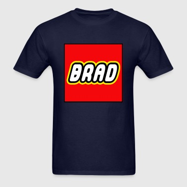 Brad Blocks - Men's T-Shirt