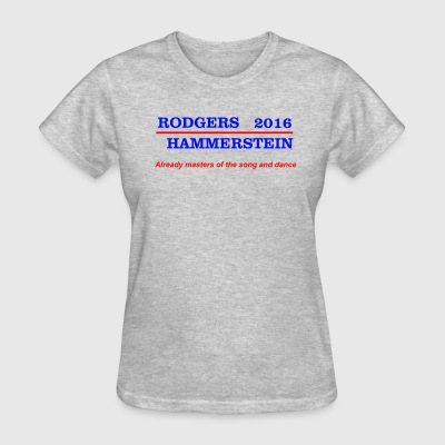 Rodgers & Hammerstein 2016 Campaign - Womens T - Women's T-Shirt