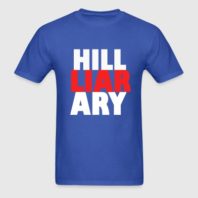 HILLIARY Block Shirt - Men's T-Shirt
