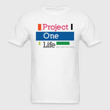Project One Life Shirt - Men's T-Shirt