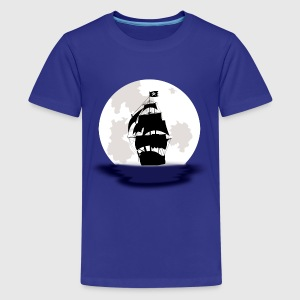 Pirate Ship - Kid's - Kids' Premium T-Shirt