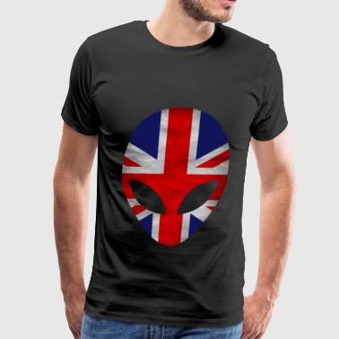 British Alien - Men's Premium T-Shirt