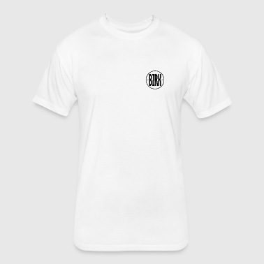 BZRK Logo - Fitted Cotton/Poly T-Shirt by Next Level