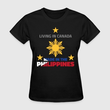Made in the Philippines (Canada) - Women's T-Shirt
