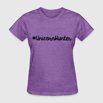 Unicorn Hunter - Women's T-Shirt