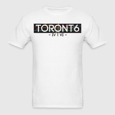 Toront6 - Men's T-Shirt