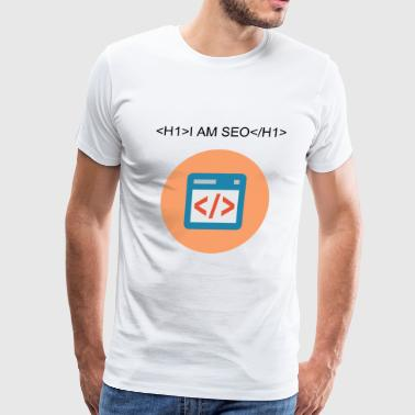 I Am SEO - Men's Premium T-Shirt