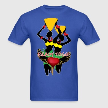 Ready Togo!  T-Shirts - Men's T-Shirt