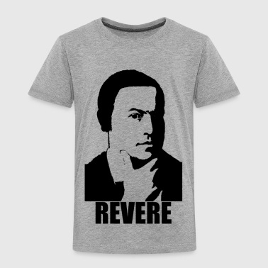 Paul Revere Kids TShirt - Toddler Premium T-Shirt