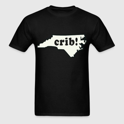 Crib! North Carolina - Men's T-Shirt