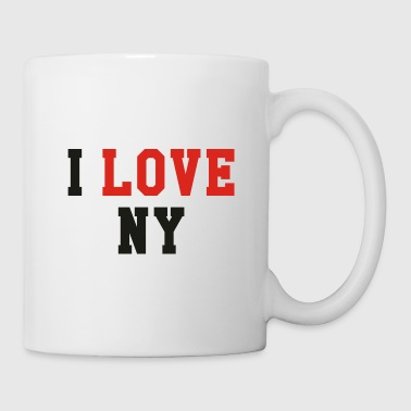 I love NY - Coffee/Tea Mug