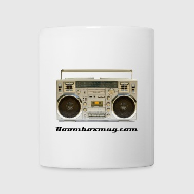 TRC920 Boombox - Coffee/Tea Mug
