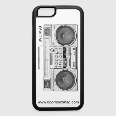 iPhone 6/6s M90 Boombox - iPhone 6/6s Rubber Case