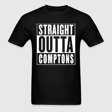 X-Ray T-Shirt - Straight Outta Comptons Shirt - Men's T-Shirt