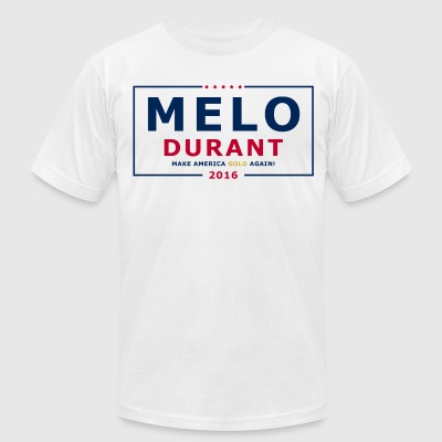 Melo   2016 - Men's T-Shirt by American Apparel