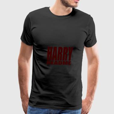 Harry ReadMe - Men's Premium T-Shirt