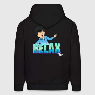 Relax, The End. - Men's Hoodie