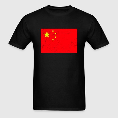Chinese Flag - Men's T-Shirt