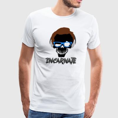 Incarnate Skull - Men's Premium T-Shirt