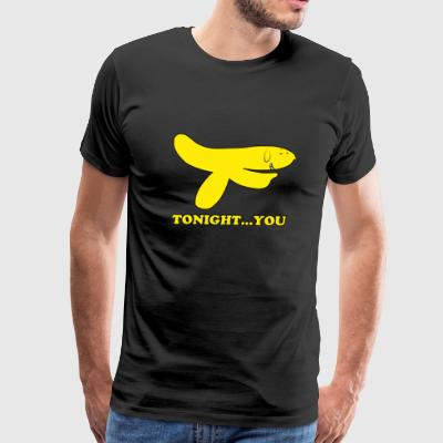 Hand Banana - Men's Premium T-Shirt