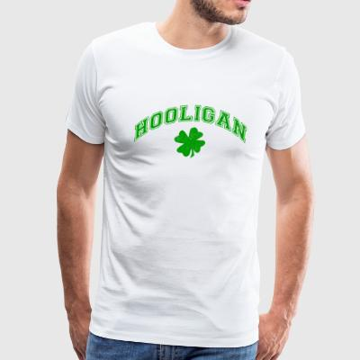 Irish Hooligan - Men's Premium T-Shirt