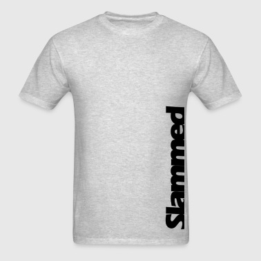Simply Slammed - Men's T-Shirt
