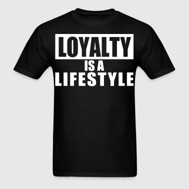 Loyalty Lifestyle - Men's T-Shirt