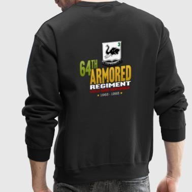64th Armor Sweatshirt - Crewneck Sweatshirt