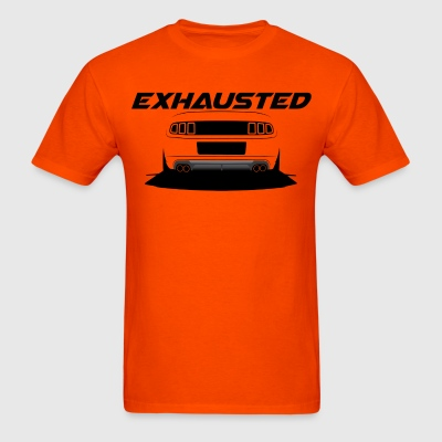 Exhausted Tee - Men's T-Shirt
