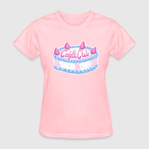 CONFETTI CLUB CAKE TEE - Women's T-Shirt