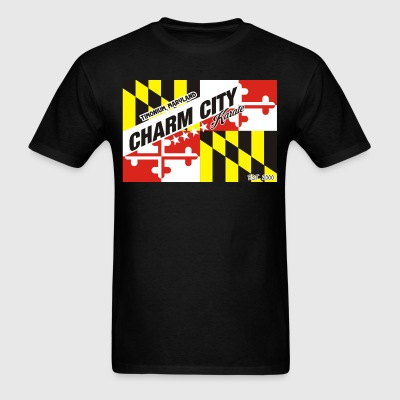 Adult version of our MD Flag tee - Men's T-Shirt