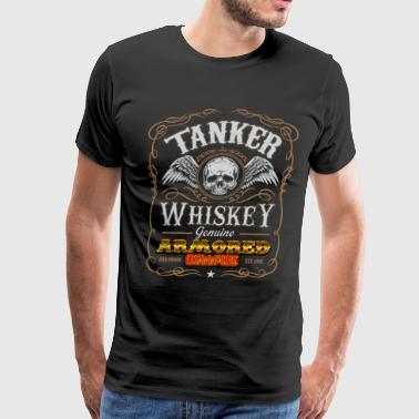 Tanker Whiskey - Men's Premium T-Shirt