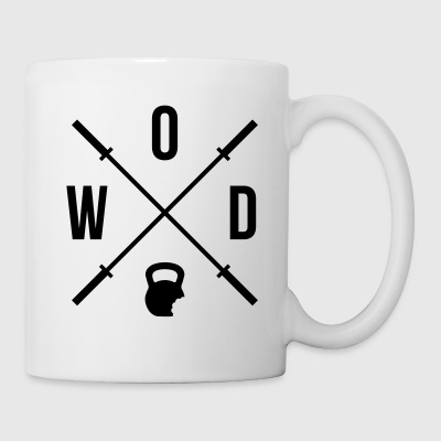 WOD Coffee Mug - Coffee/Tea Mug