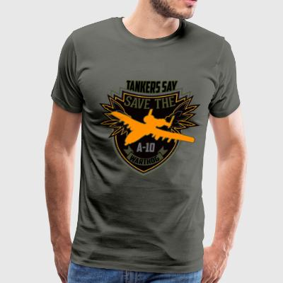 Save the Warthog - Men's Premium T-Shirt