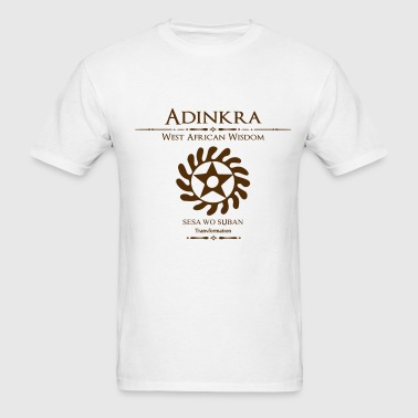 Adinkra-Transformation - Men's T-Shirt