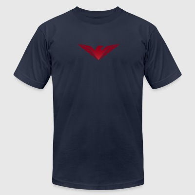 Super Strength Race - Men's T-Shirt by American Apparel