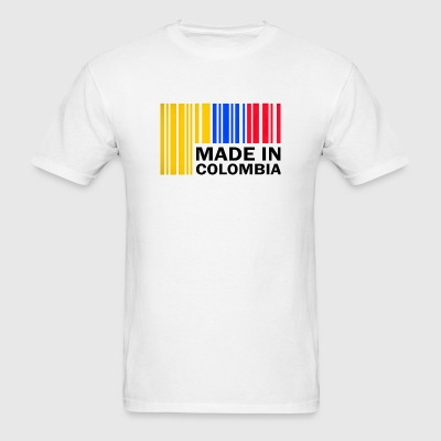 Made in Colombia - Men's T-Shirt
