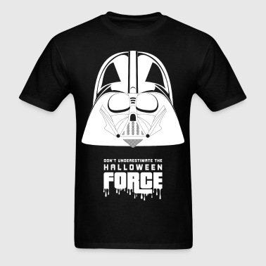Halloween Darth Vader Star Wars - Men's T-Shirt
