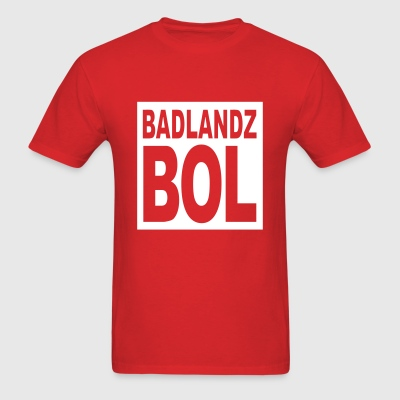 BADLANDZ BOL - Men's T-Shirt