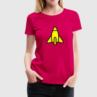 Reggie Rocket - Women's Premium T-Shirt
