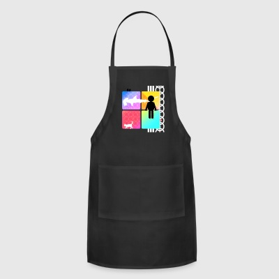 LOGO B - Adjustable Apron
