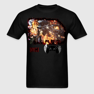 Burning Dm A.S.G. T-shirt - Men's T-Shirt