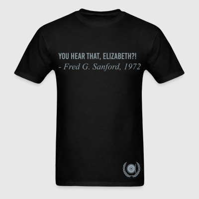 Black History Month - Fred G. Sanford - Men's T-Shirt