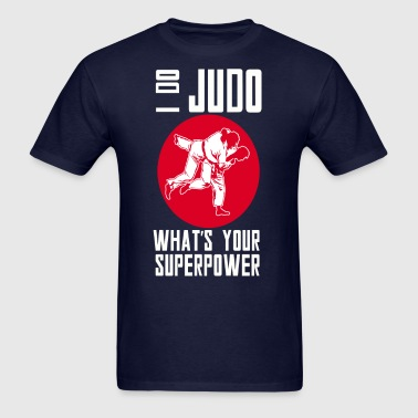 I Do Judo T Shirt - Men's T-Shirt